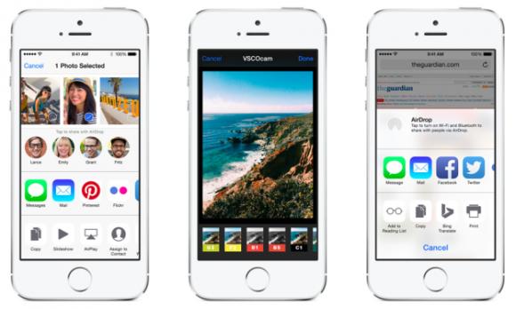 iOS8.2 iOS8.3 リリース