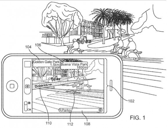 アップル AR 拡張現実