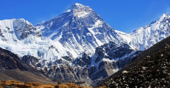 エベレスト ネパール google マップ