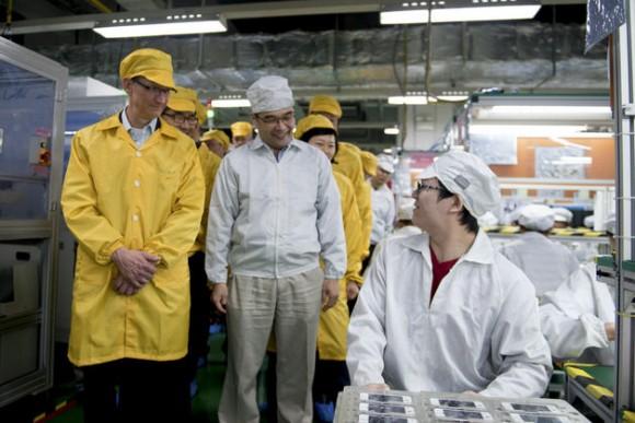 apple  中国 foxconn シェア 売上 iphone 下取り 仕組み