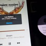 AndroidでiPhoneの音楽を再生する動画。プログラムも近日公開
