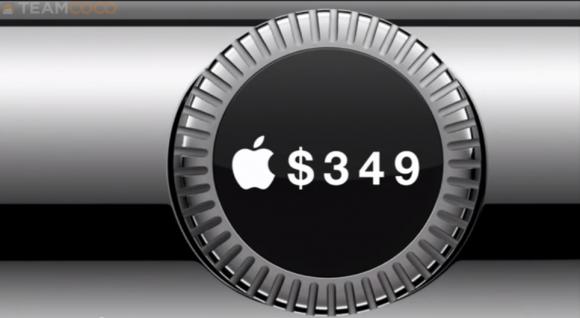 Apple Pocket Watch