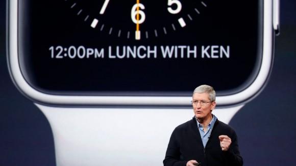 ダウ アップル 影響 株価