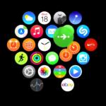 Apple Watchのアイコンを並べ替える動画