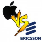 apple ericsson 訴訟 特許