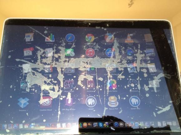 MacBook PRo 不具合