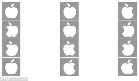 Appleロゴ選択