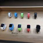 Apple Watch 試着