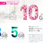 IIJmio 格安SIM 10GB