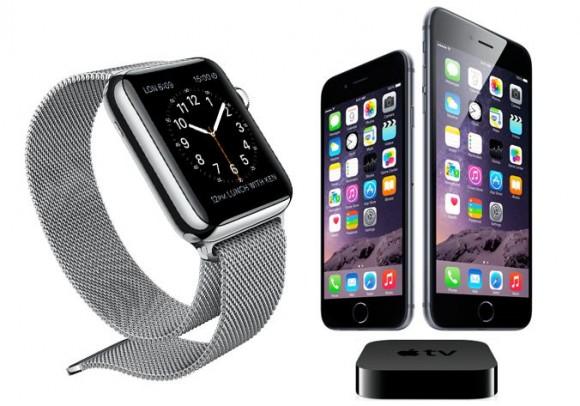 iPhone6 Apple Watch