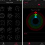 iOS8.2 Activityアプリ