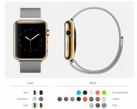 Apple Watch mix