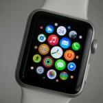 Apple Watch ディスプレイ 見やすさ