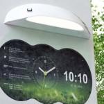 coolest clock 時計 スマホ プロジェクター