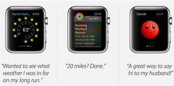 Apple Watch 新機能