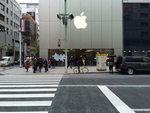 AppleStore銀座店