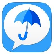 Apple Watch 雨予測アプリ