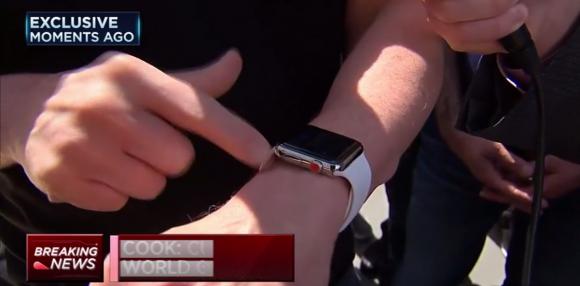 Apple Watch ティム・クック