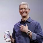 Apple Watch ティム・クック 収支報告