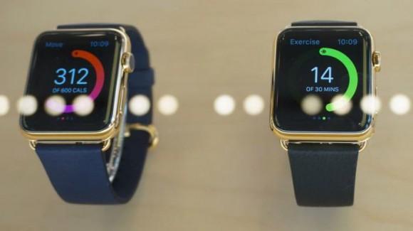 Apple Watch イタリア 展示