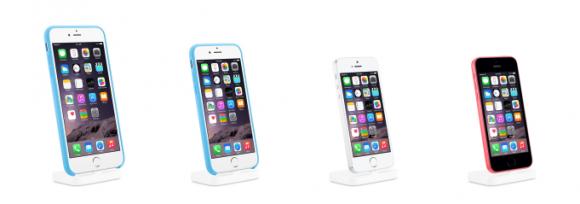 Apple iPhone6c レンダリング画像