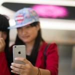 Apple 中国 シェア