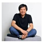 雷軍 Xiaomi スマートフォン