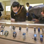 Apple Watch 予約数