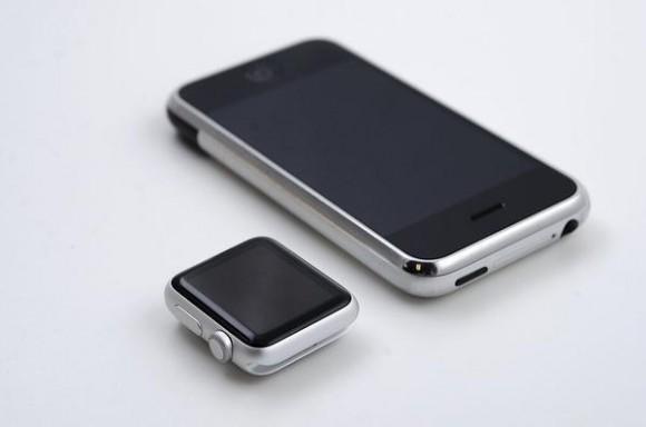 初代iPhone Apple Watch