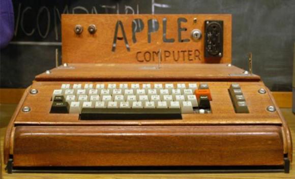 Apple Ⅰ 展示 博物館