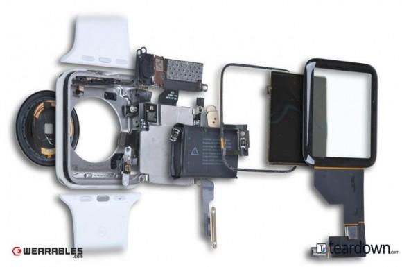 Apple Watch 42mmモデル 分解レポート