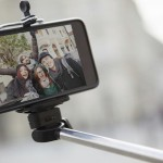 自撮り 動画 4G