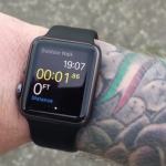 Apple Watch タトゥー