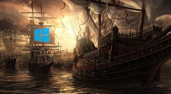 海賊版 windows10 アップグレード