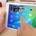 iOS9 マルチタスク iPad Air2