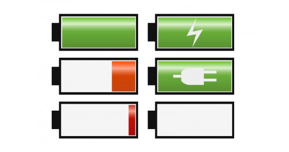 スマートフォン バッテリー