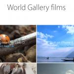 Apple iPhone 6 World Gallery films