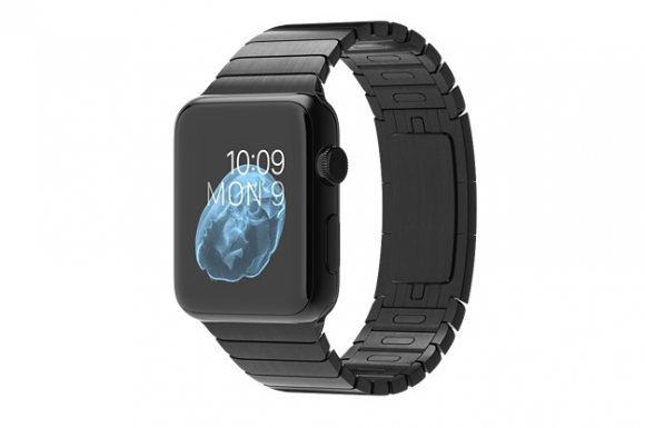AppleWatch42mmBlackStainlessSteel