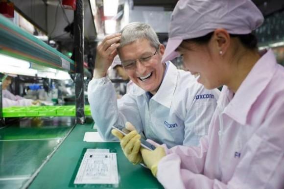 iPhone プリント基板