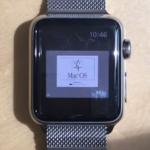 Apple Watchで約20年前のMac用OSを動作させる動画