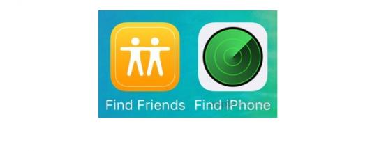 iphone 探す 最初から