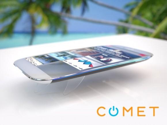Comet スペック kickstarter
