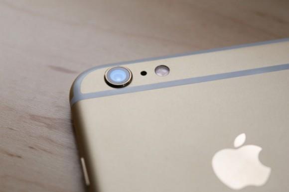 Apple iPhone デュアルレンズカメラ