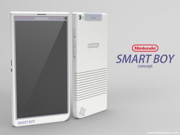任天堂 スマートフォン コンセプト画像