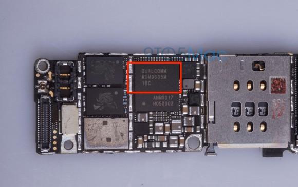 iPhone6s ロジックボード