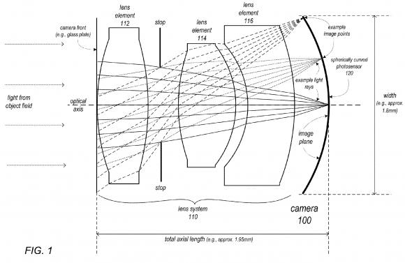 次期Apple Watchで実用化?極薄2mmの高画質カメラ特許が明らかに!