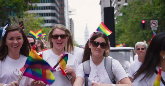 Apple   Pride 2015   YouTube