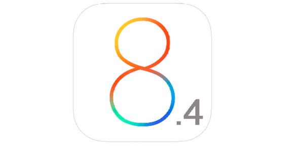 iOS8.4 バッテリー
