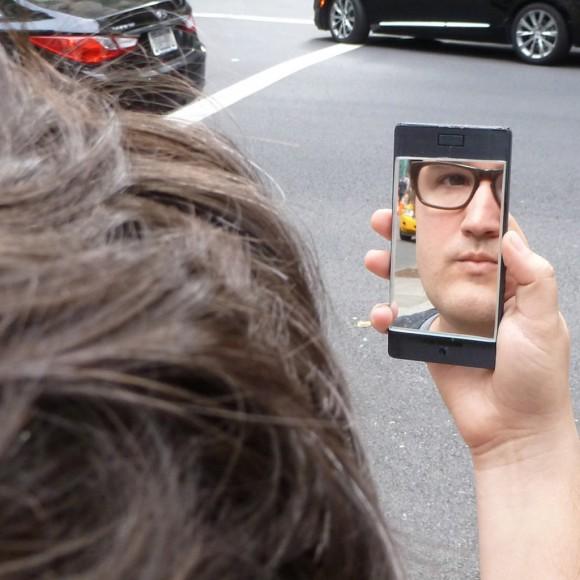 NoPhone Selfie