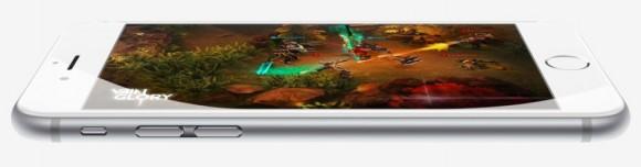 iphone6 galaxy s6 ゲーム
